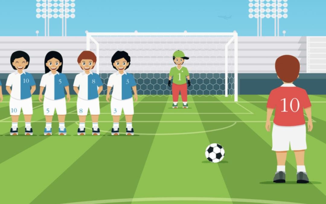 Las ABP en el fútbol. +140 estrategias a balón parado.